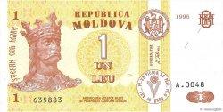 1 Leu MOLDAVIE  1995 P.08b NEUF