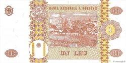 1 Leu MOLDAVIE  1999 P.08d NEUF