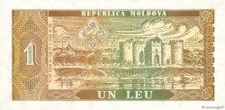1 Leu MOLDAVIE  1992 P.05 SPL
