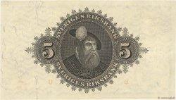 5 Kronor SUÈDE  1947 P.33ad SUP