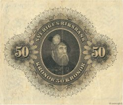50 Kronor SUÈDE  1960 P.47b TTB