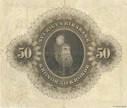 50 Kronor SUÈDE  1962 P.47d TTB