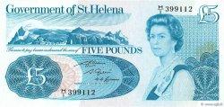 5 Pounds SAINTE HÉLÈNE  1981 P.07b NEUF