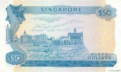 50 Dollars SINGAPOUR  1967 P.05a pr.SUP
