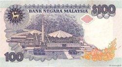 100 Ringitt MALAISIE  1989 P.32 TTB+