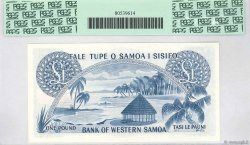 1 Pound SAMOA  1963 P.14a SPL