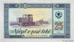 25 Lekë ALBANIE  1976 P.44s2 NEUF