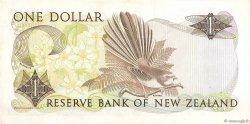 1 Dollar NOUVELLE-ZÉLANDE  1985 P.169b TTB+
