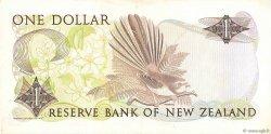 1 Dollar NOUVELLE-ZÉLANDE  1989 P.169c TTB+