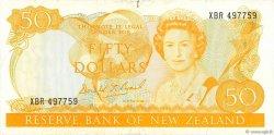 50 Dollars NOUVELLE-ZÉLANDE  1989 P.174b pr.TTB