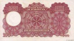 100 Rupees PAKISTAN  1953 P.14b SUP+