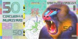 50 Numismas AUSTRALIE  2016 P.- NEUF