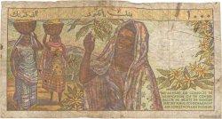 1000 Francs COMORES  1994 P.11b pr.B
