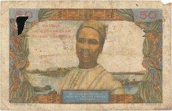 50 Francs COMORES  1963 P.02b AB