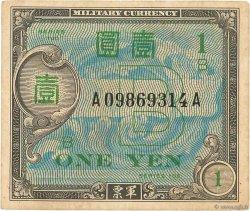 1 Yen JAPON  1945 P.067a pr.TTB