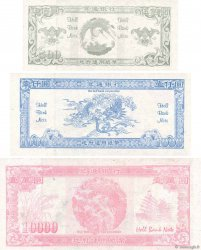 Lot de 3 billets Hell Bank Note CHINE  2015  NEUF
