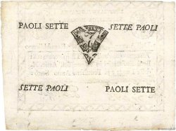 7 Paoli ITALIE  1798 PS.537 SPL