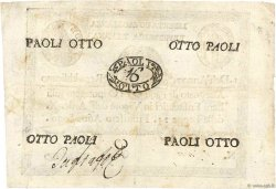 8 Paoli ITALIE  1798 PS.538 SUP