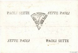 7 Paoli ITALIE  1798 PS.537 SUP