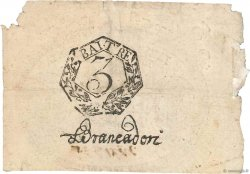 3 Bajocchi ITALIE  1798 PS.531 pr.TTB