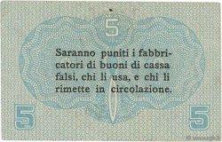 5 Centesimi ITALIE  1918 PM.01 TTB+