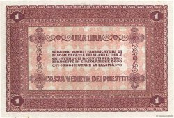 1 Lira ITALIE  1918 PM.04 SPL