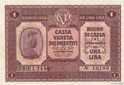 1 Lira ITALIE  1918 PM.04 pr.NEUF