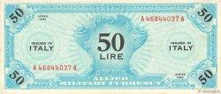 50 Lire ITALIE  1943 PM.14a TTB+