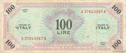 100 Lire ITALIE  1943 PM.15a TB