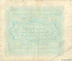 5 Lire ITALIE  1943 PM.18a TTB