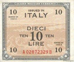 10 Lire ITALIE  1943 PM.19b SPL