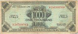 1000 Lire ITALIE  1943 PM.23a pr.TB