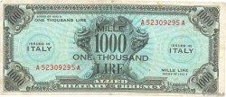 1000 Lire ITALIE  1943 PM.23a TB+