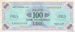 100 Lire ITALIE  1943 PM.21b TTB