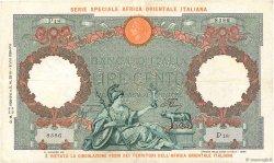 100 Lire ITALIE  1938 P.02a TTB