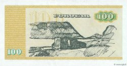 100 Kronur ÎLES FEROE  1994 P.21f pr.NEUF