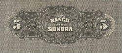5 Pesos MEXIQUE  1897 PS.0419r pr.SPL