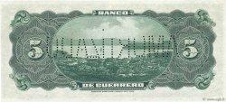 5 Pesos MEXIQUE  1914 PS.0298c NEUF