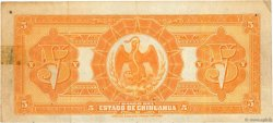 5 Pesos MEXIQUE  1913 PS.0132a TB