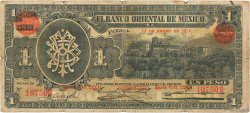 1 Peso MEXIQUE  1914 PS.0388a B