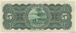 5 Pesos MEXIQUE  1902 PS.0429d SPL