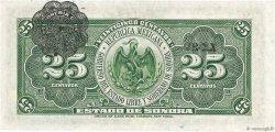 25 Centavos MEXIQUE  1915 PS.1069 NEUF