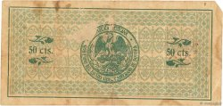 50 Centavos MEXIQUE Hermosillo 1913 PS.1065b TTB