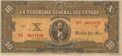 10 Pesos MEXIQUE  1916 PS.1138 TB