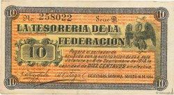 10 Centavos MEXIQUE Guaymas 1914 PS.1058 SUP
