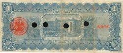 1 Peso MEXIQUE  1914 PS.0529f TTB