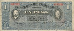 1 Peso MEXIQUE  1915 PS.0530d TB