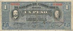 1 Peso MEXIQUE  1915 PS.0530d TB