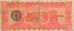 5 Pesos MEXIQUE  1915 PS.0532a TB
