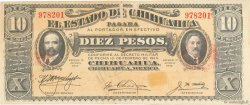 10 Pesos MEXIQUE  1915 PS.0535a TTB
